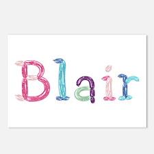 Blair Princess Balloons Postcards 8 Pack