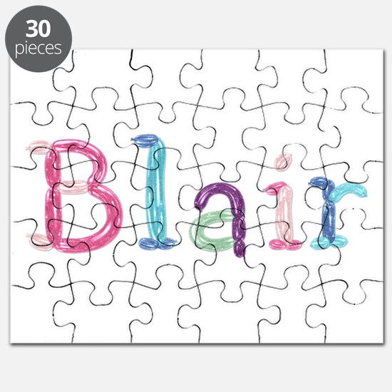 Blair Princess Balloons Puzzle