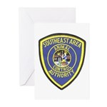 Southeast Animal Control Greeting Cards (Pk of 20)