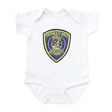 Southeast Animal Control Infant Bodysuit