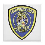 Southeast Animal Control Tile Coaster