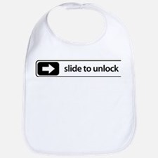 Slide to unlock Bib
