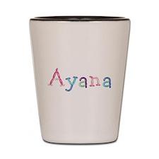 Ayana Princess Balloons Shot Glass