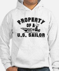 Property of a U.S. Sailor Jumper Hoody