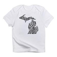Unique Paisley Infant T-Shirt