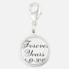Forever Yours Personalizable Charms