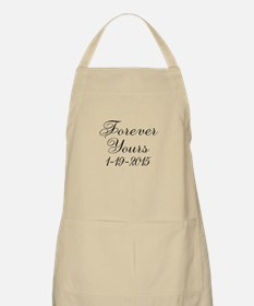 Forever Yours Personalizable Apron