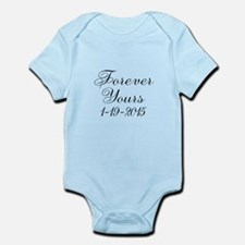 Forever Yours Personalizable Body Suit