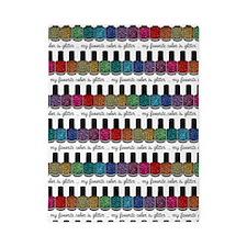My Favorite Color Is Glitter 3 Twin Duvet