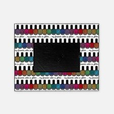 My Favorite Color Is Glitter 3 Picture Frame