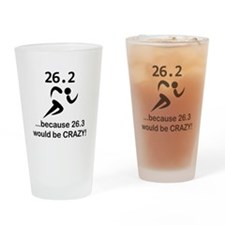 26.3 Would Be Crazy Drinking Glass
