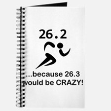 26.3 Would Be Crazy Journal