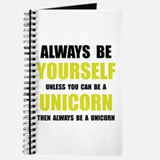 Always Be Unicorn Journal