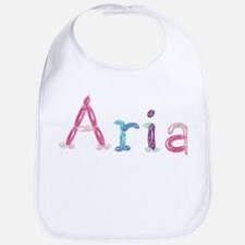 Aria Princess Balloons Bib