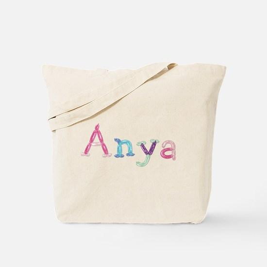 Anya Princess Balloons Tote Bag