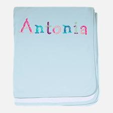 Antonia Princess Balloons baby blanket