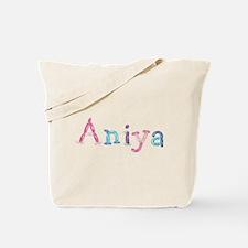 Aniya Princess Balloons Tote Bag