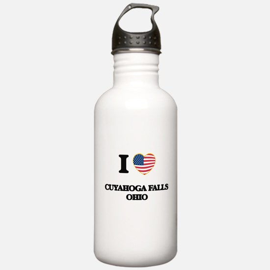 I love Cuyahoga Falls Water Bottle