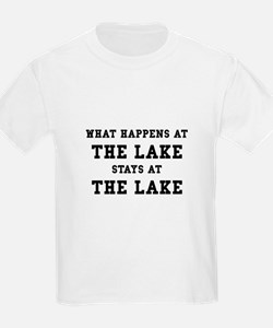 Happens At Lake T-Shirt