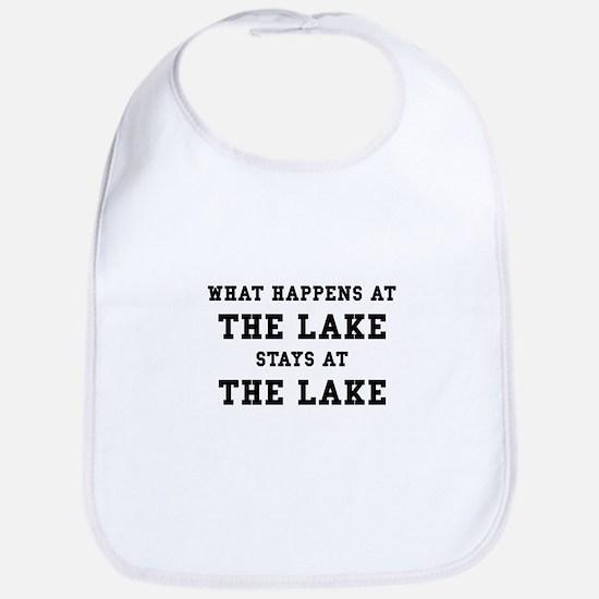Happens At Lake Bib