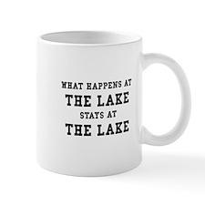 Happens At Lake Mugs