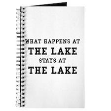 Happens At Lake Journal