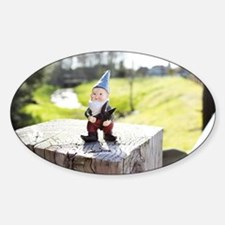 Gnome Post Decal
