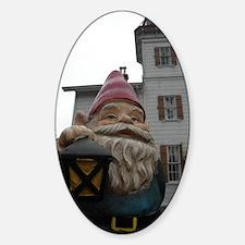 Lighting Gnome Decal