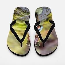 Mossy Walk Flip Flops
