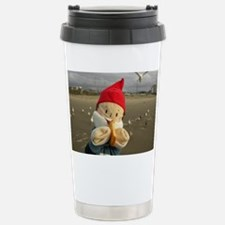 Snack Stealers Stainless Steel Travel Mug