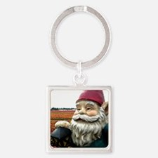 Tulip Overseer Square Keychain