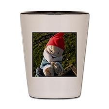 Daisy Gnome Shot Glass