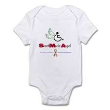 SMA Angel Infant Bodysuit