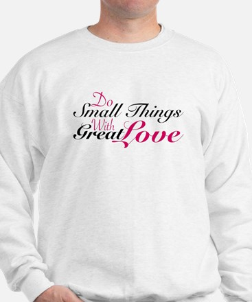 Do Small Things Jumper
