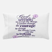 Serenity Prayer Pillow Case