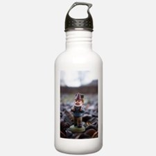Pebbly Path Water Bottle