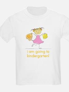 I'm Going to Kindergarten Kids T-Shirt