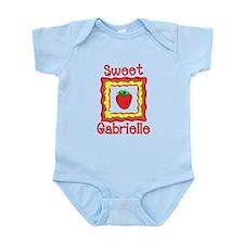 Sweet Gabrielle Infant Bodysuit