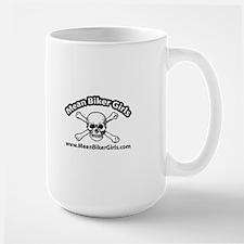 Nice Because I Have to Be -Large Mug