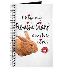 Kiss My Flemish Journal