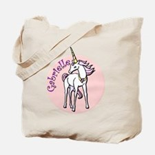 Gabrielle Unicorn Tote Bag