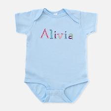 Alivia Princess Balloons Body Suit