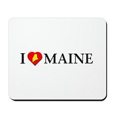 I love Maine Mousepad