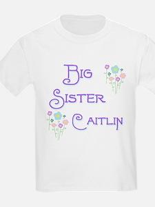 Big Sister Caitlin T-Shirt