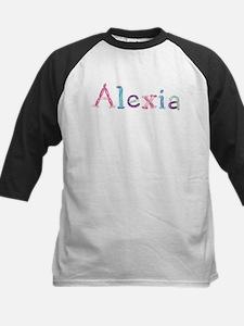 Alexia Princess Balloons Baseball Jersey