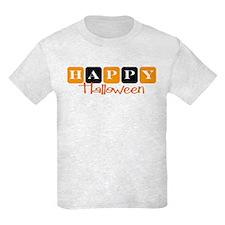 Happy Halloween (Retro) T-Shirt