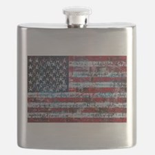 In God We Trust Flask