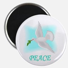 Jewish New Year Peace Magnet