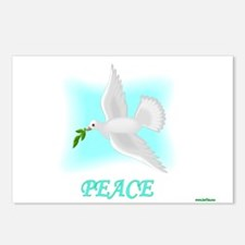 Jewish New Year Peace Postcards (Package of 8)