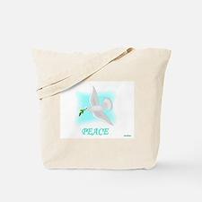 Jewish New Year Peace Tote Bag